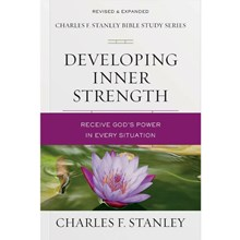 The Charles F. Stanley Bible Study Series - Developing Inner Strength SGDIS5640