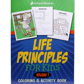 Life Principles Coloring & Activity Book (Volume 1) LPACBKP