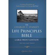 NKJV LP Bible (Large Print) - Hardcover LLPNKJHC