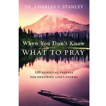 when you don't know what to pray BK0773
