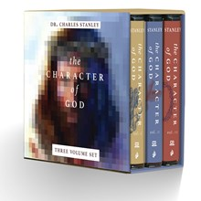 The Character Of God (Complete Set) CA19A0