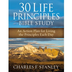 30 Life Principles Bible Study: An Action Plan For Living The Principles Each Day – Set of 6 6LPBSBK