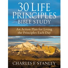 30 Life Principles Bible Study: An Action Plan For Living the Principles Each Day (Set of 6) 6LPBSBK