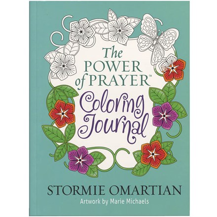 The Power of Prayer Coloring Journal BKPPCJ0143