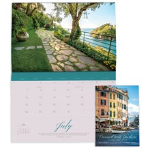 2019 Calendar Bundle— Crowned With Goodness: A Journey Through Italy CAL19KIT