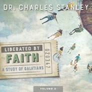 Liberated by Faith: A Study of Galatians (Volume 1) GLT1CD