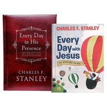 Every Day with Jesus and Every Day in His Presence Bundle EDBKKIT