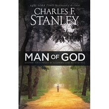 Man of God softcover MOGBKP