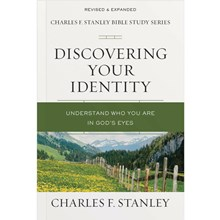 The Charles F. Stanley Bible Study Series - Discovering Your Identity SGDYI5688