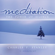 Meditation: The Power Of Silence MPSCD