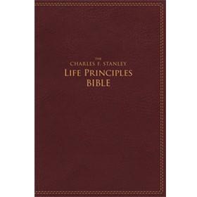 NIV Bible (Large Print; Thumb-Indexed) - Burgundy Leathersoft LPNIVBULI
