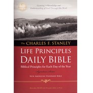 NASB LP Daily Bible - Softcover LPNASBSC