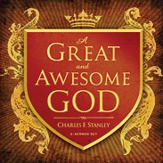 A GREAT AND AWESOME GOD AWECD