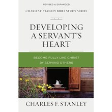 The Charles F. Stanley Bible Study Series - Developing a Servant's Heart SGDAS5626