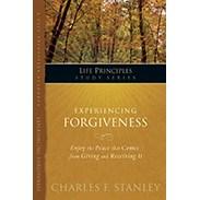Set of 6 - Experiencing Forgiveness 6EFSGRV