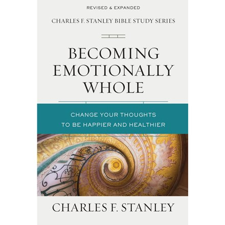 The Charles F. Stanley Bible Study Series - Becoming Emotionally Whole SGBEW5565