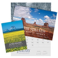 2018 Wall & Monthly Planning Calendar Bundle CAL18KIT