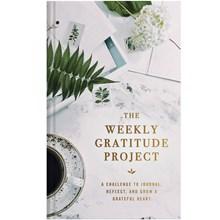 The Weekly Gratitude Journal BKWGJ5240
