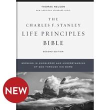 NASB Bible 2nd Edition (Comfort Print) - Hardcover BBNASH5645