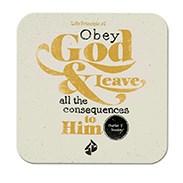 Life Principles Magnet: Obey God LPMGO
