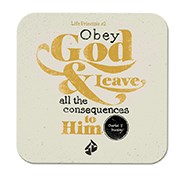 Life Principles Magnet: Obey God LPMG