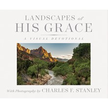 Landscapes of His Grace: A Visual Devotional LGDHC
