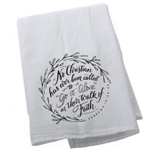 2020 Life Principles Kitchen Towel NSLPT20