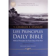 NKJV LP Daily Bible - Hardcover LPNKJDHC