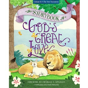 The Storybook of God's Great Love, Volume II: The New Testament CHO2BKH