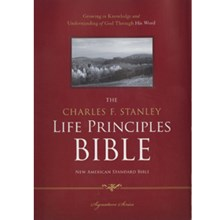 NASB LP Bible - Hardcover LPNASHC