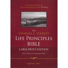 NASB LP Bible - Hardcover LPNASHC