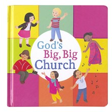 God's Big, Big Church BK-BHBGC