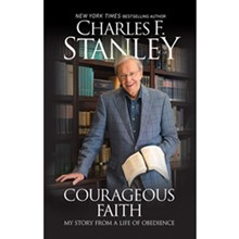 Courageous Faith: My Story From a Life of Obedience CFBKH