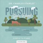 Pursuing God's Heart: A Study of 1st & 2nd Samuel (Volume 1) SAM1CD