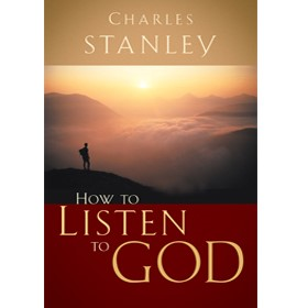 How To Listen To God - softcover HTBKP