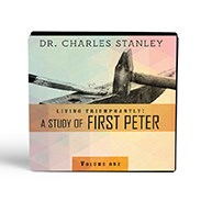 Living Triumphantly: A Study of First Peter (Volume 1) FP1CD