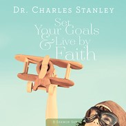 Set Your Goals and Live by Faith GLCD
