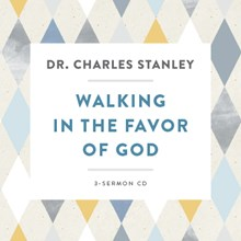 Walking in the Favor of God WALKCD