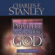 The Privilege Of Knowing God PKGKITCD