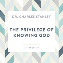 THE PRIVILEGE OF KNOWING GOD PKGCD